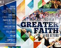 Skyline Church Bulletin 2013