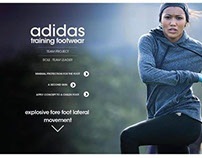 Adidas Training Footwear