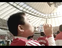 AQUA (Danone Nation Cup 2012 - World Final)