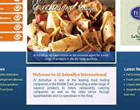 Al Ashrafiya International - Website