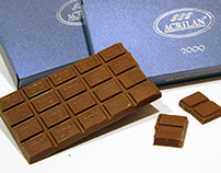 ACRILAN XMAS Chocolate