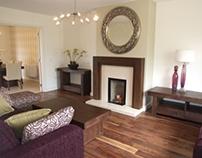 Berryfields Ferns - Show House- Interior Design