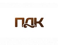 Logotype for door manufacturer