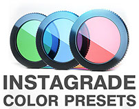 InstaGrade - Color Correction Presets for AE