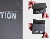 Function Graphic Design Exhibition