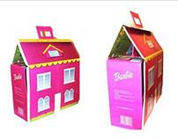 barbie packaging
