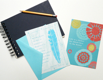 Greeting Cards for Kathy Davis Studios