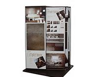 Display Metalizados - Cinca 2007