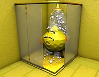 Even Lemons Need to Shower.