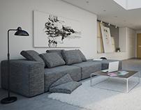 A singles Apartment