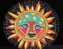 Sublime Inspired Mosaic