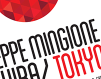 Dance Show Poster - Peppe Mingione live in Tokyo, Japan