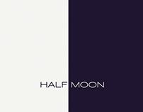 Half Moon Menu Design
