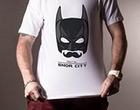 Snor City T-Shirt Design