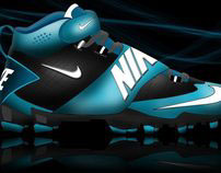 Nike Football Cleat: Senior Thesis Project