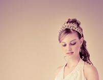 Brazilian Wedding Dress by Rosy
