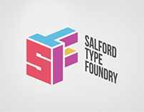Salford Type Foundry Logo