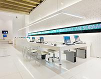 Telefónica Flagship - Madrid, Spain
