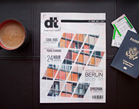 Design+Travel Magazine