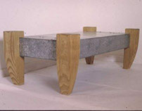 VOLT: coffee table
