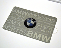 BMW Ultimate Benefits