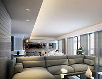 Modern Beirut Apartment