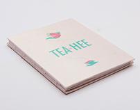 Tea-Hee Book