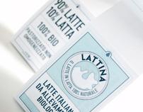LATTINA© (Latte in lattina)