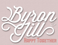 Byron and Jill Happy Together