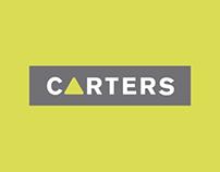 Carters - Branding