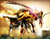 Great Small Army- Unit Deadly Sting