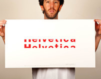 "Helvetica ""the Movie"""