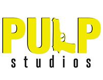 Pulp Studios Branding