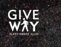 GIVEWAY DC: Be Alert. Aware. Alive.