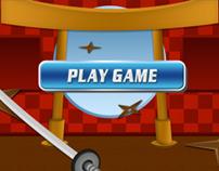 All Star Karate Wii Game 2010 - Ninja Stars Banner