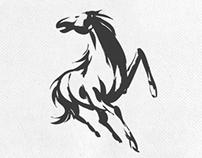 Crazy Horse - Branding