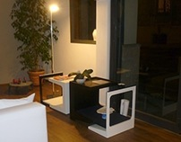 Futura at Lagostore Florence in Italy