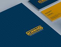 KINHO | Rebranding