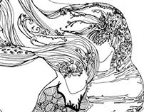 Illustration: Pen & Ink