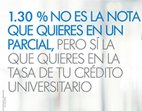 Crédito Estudiantil CorpBanca.