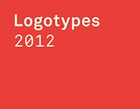 Logotypes 2012