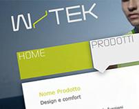 W/TEK - Website design