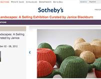 Sotheby's - Unfolding Landscape