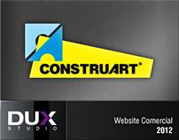 Website Construart Alagoas