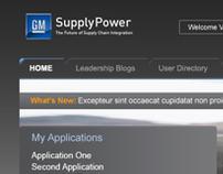 GM SupplyPower