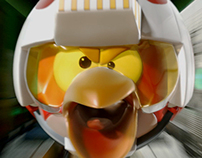 Angry Birds Star Wars Jenga Commercial