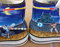 Street Fighter shoes (2011)