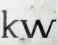 Emzén typeface