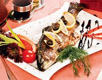 """I like food - for """"Żak Restaurant"""""""