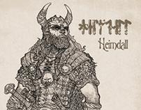 Asgardians & Vikings